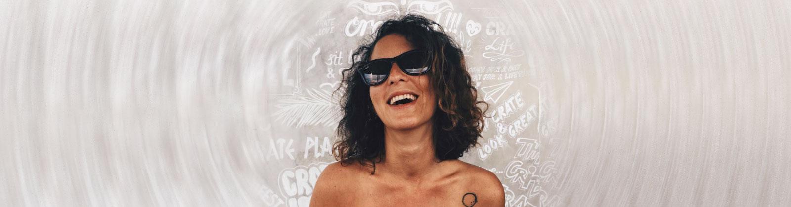 Storyteller Sabrina Andrea Sachs